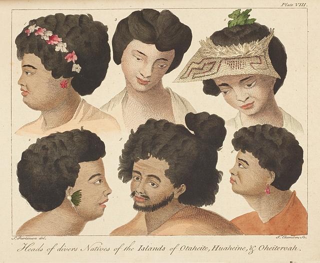TePapa_Heads-of-divers-Natives-Tahiti